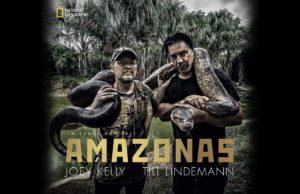 Till Lindemann und Joey Kelly bringen neues Buch heraus