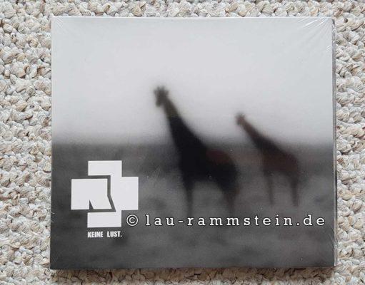 Rammstein - Keine Lust (Limited Digipak) | 1