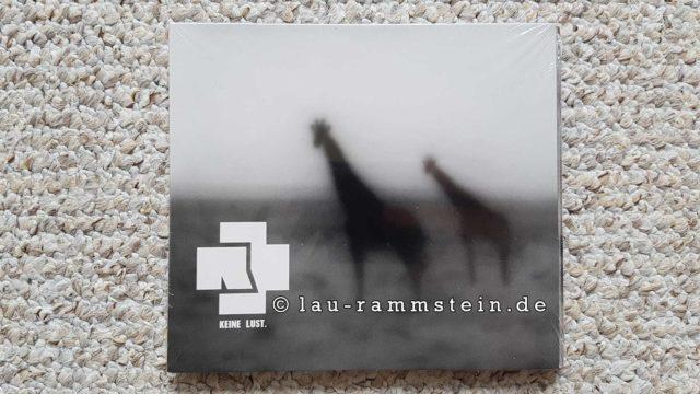 Rammstein - Keine Lust (Limited Digipak)   1