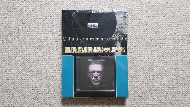 Rammstein - Sehnsucht (Limited Herbst Tour Box 1997) [OVP] | 1