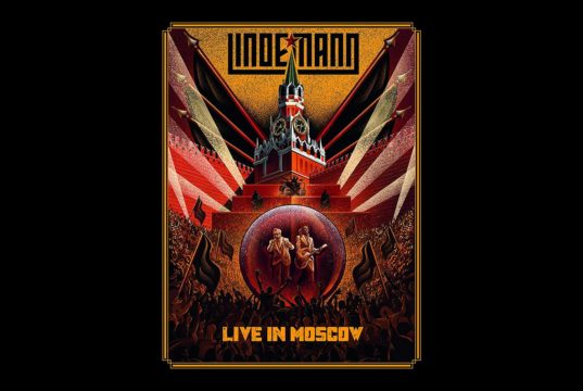 Lindemann: Live in Moskau am 21.05.2021