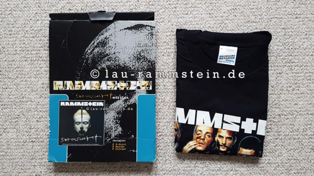 Rammstein - Sehnsucht (Limited Herbst Tour Box 1997) [v2] | 1