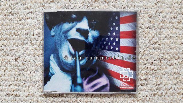 Rammstein - Amerika (Maxi CD Jewelcase)   1