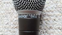 Rammstein - Limited Shure SM58 (Mikrofon) | 2