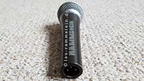 Rammstein - Limited Shure SM58 (Mikrofon) | 3