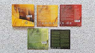 Rammstein - Ich will (Limited UK Box Set) | 2