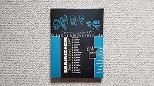 Rammstein - Sehnsucht (Limited Herbst Tour Box 1997) [OVP] | 2