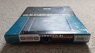 Rammstein - Sehnsucht (Limited Herbst Tour Box 1997) [OVP] | 3